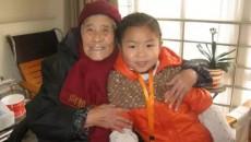 8岁小女孩不一样的人生:做志愿者近3年