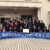 长江商学院企业家看望抗战老兵 向历史致敬