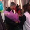烈士父母关怀计划 | 为烈士父母送关怀礼包项目在江南社区启动