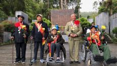 春祭·国殇|平均96岁的他们重聚云南边陲,诉说跨越时空的惦念