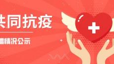 深圳市龙越慈善基金会关于接收抗击疫情捐赠情况公示-05.15